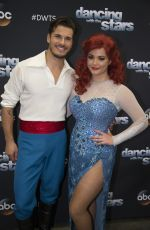 SASHA PIETERSE at Dancing with the Stars Season 25 in Los Angeles 10/16/2017