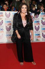 SCARLETT MOFFATT at Pride of Britain Awards 2017 in London 10/30/2017