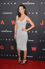 SCHEANA MARIE at Jigsaw Premiere in Los Angeles 10/25/2017