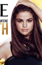 SELENA GOMEZ for Pantene Strong is Beautiful Fall/Autumn 2017 Campaign