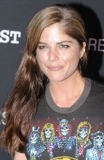SELMA BLAIR at Dead Ant Premiere in Los Angeles 10/10/2017