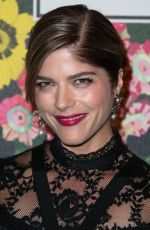 SELMA BLAIR at H&M x Erdem Runway Show & Party in Los Angeles 10/18/2017