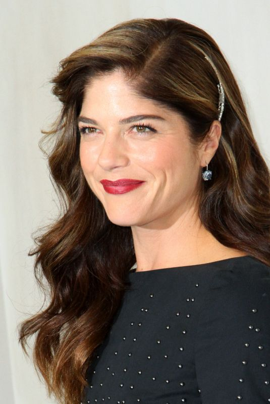 SELMA BLAIR at Hammer Museum Gala in the Garden Honoring Ava Duvernay in Los Angeles 10/14/2017