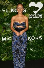 SERAYAH MCNEILL at God's Love We Deliver, Golden Heart Awards in New York 10/16/2017