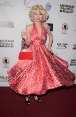 SERENA LAUREL at Halloween Hotness 4: Heating Up for the Cure in Hollywood 10/15/2017