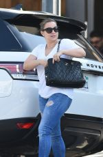 SHANELLE WORKMAN Out Shopping in Los Angeles 10/12/2017