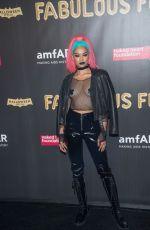 SHANINA SHAIK at 2017 Amfar Fabulous Fund Fair in New York 10/28/2017