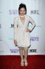 SHANNON K at School Spirits Premiere in Los Angeles 10/06/2017