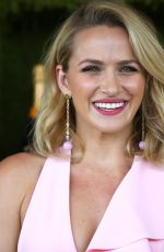 SHANTEL VANSANTEN at 8th Annual Veuve Clicquot Polo Classic in Los Angeles 10/14/2017
