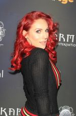 SHARNA BURGESS at 2017 Maxim Halloween Party in Los Angeles 10/21/2017