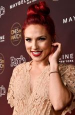 SHARNA BURGESS at People's Ones to Watch Party in Los Angeles 10/04/2017
