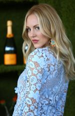 SHEA MARIE at 8th Annual Veuve Clicquot Polo Classic in Los Angeles 10/14/2017