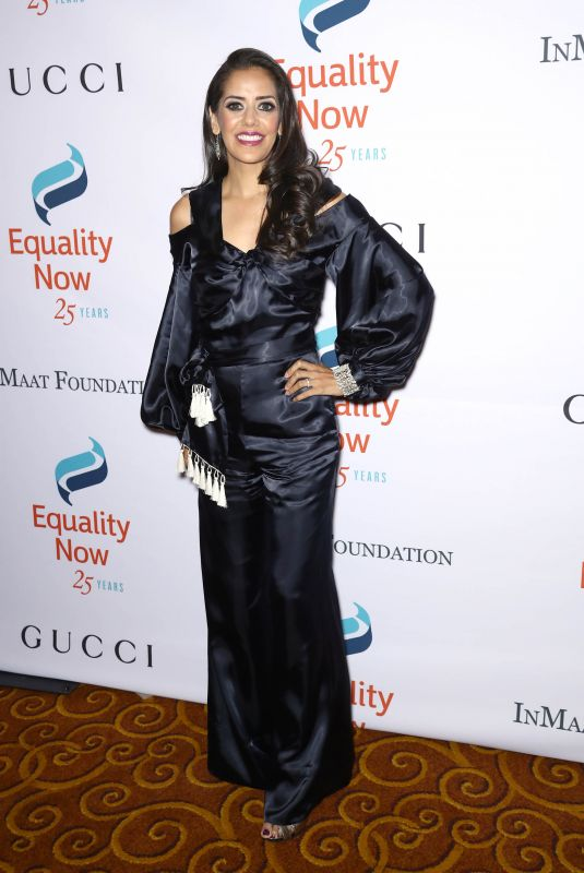 SHEETAL SHETH at Make Equality Reality Gala in New York 10/30/2017