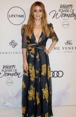 SHIRI APPLEBY at Variety Power of Women Luncheon in Beverly Hills 10/13/2017