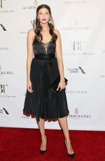 DIANA MOLDOVAN at American Ballet Theatre Fall Gala in New York 10/18/2017