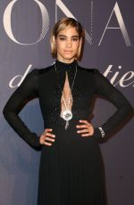 SOFIA BOUTELLA at Resonances De Cartier Jewelry Collection Launch in New York 10/10/2017