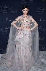 SOFIA CARSON at Princess Grace Awards Gala in Hollywood 10/24/2017