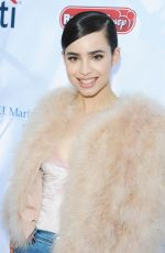 SOFIA CARSON at TJ Martell Foundation Family Day in Los Angeles 10/07/2017