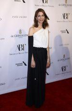 SOFIA COPPOLA at American Ballet Theatre Fall Gala in New York 10/18/2017