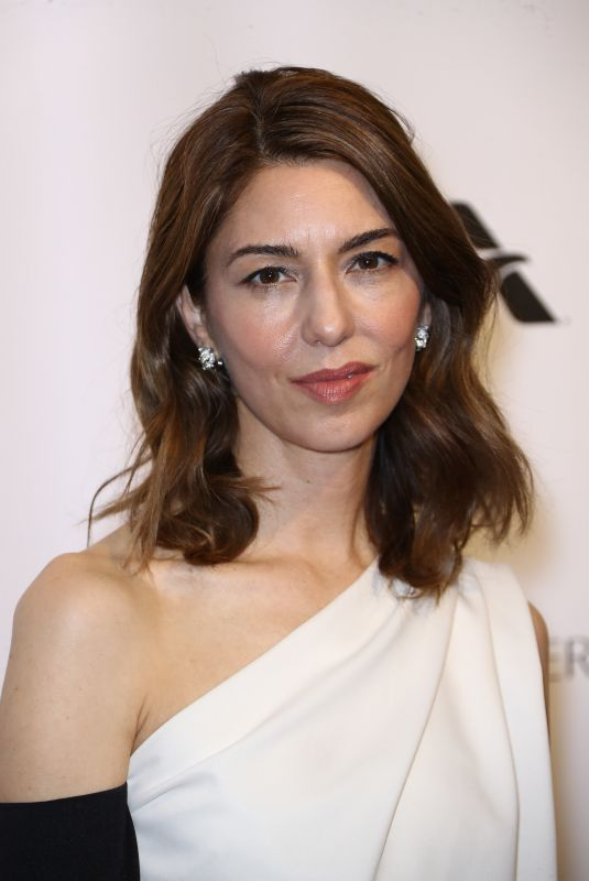 SOFIA COPPOLA at American Ballet Theatre Fall Gala in New York 10/18/2017