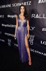 SOFIA RESING at Gabrielle's Angel Foundation's Angel Ball 2017 in New York 10/23/2017