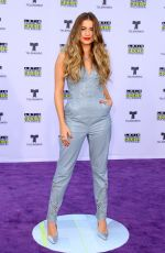 SOFIA REYES at 2017 Latin American Music Awards in Hollywood 10/26/2017