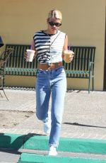 SOFIA RICHIE Out for Drinks in Los Angeles 10/07/2017