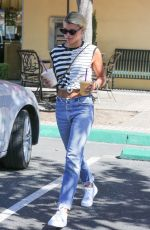 SOFIA RICHIE Out in Los Angeles 10/07/2017