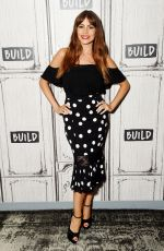 SOFIA VERGARA Discuses Eby Lingerie Line at Build Studio in New York 09/27/2017