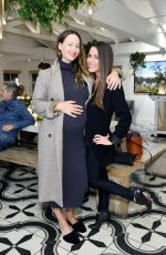 SOLEIL MOON FRYE at Jenni Kayne Home Collection Launch in Malibu 10/11/2017