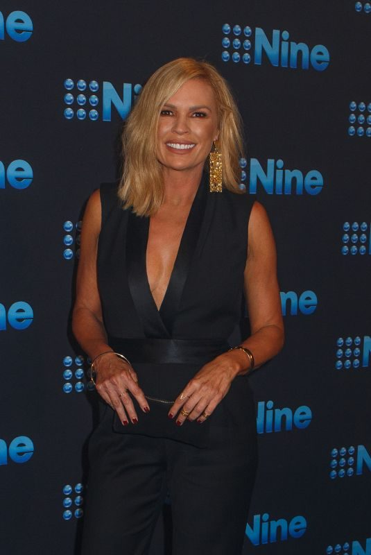 SONIA KRUGER at Channel Nine Upfronts 2018 Event in Sydney 10/11/2017