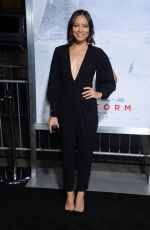 SONYA BALMORES at Geostorm Premiere in Los Angeles 10/16/2017