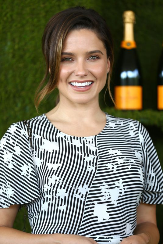 sophia bush at 8th Annual Veuve Clicquot Polo Classic in Los Angeles 10/14/2017
