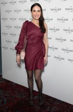 SOPHIE ANDERTON at Trafalgar St James Launch Party in London 10/18/2017