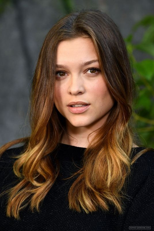 SOPHIE COOKSON at Chanel Womenswear Spring/Summer 2018 Show at Paris Fashion Week 10/03/2017
