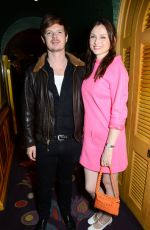 SOPHIE ELLIS-BEXTOR at Conde Nast Traveler's 20th Anniversary Party in London 10/09/2017