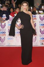 STACEY SOLOMON at Pride of Britain Awards 2017 in London 10/30/2017