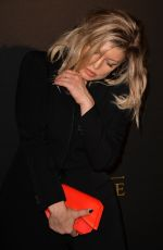 STACY FERGIE FERGUSON at Vogue Party at Paris Fashion Week 10/01/2017