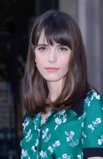 STACY MARTIN at Miu Miu Show at Paris Fashion Week 10/03/2017