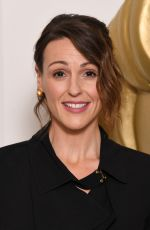 SURANNE JONES at Bafta Breakthrough Brits in London 10/25/2017