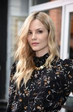 SYLIVA HOEKS Arrives at Build Series in New York 10/11/2017