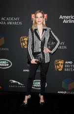 SYLVIA HOEKS at Bafta Los Angeles Britannia Awards in Los Angeles 10/27/2017