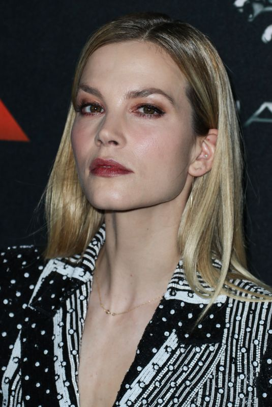 SYLVIA HOEKS at Bafta Los Angeles Britannia Awards in Los Angeles 10/27/2017