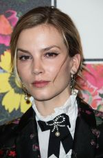SYLVIA HOEKS at H&M x Erdem Runway Show & Party in Los Angeles 10/18/2017