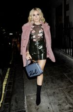 TALLIA STORM Night Out in London 10/04/2017