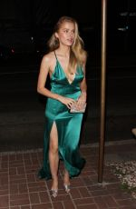 TANYA MITYUSHINA Leaves Madeo Restaurant in West Hollywood 10/04/2017