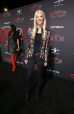 TARA REID at Boo 2! A Madea Halloween Premiere in Los Angeles 10/16/2017