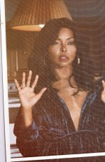 TARAJI P. HENSON in Rhapsody Magazine, October 2017 Issue