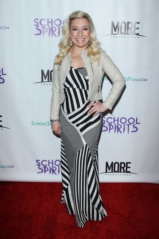 TARYN T FRANCIS at School Spirits Premiere in Los Angeles 10/06/2017