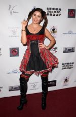 TATYANA FIGUEIREDO at Halloween Hotness 4: Heating Up for the Cure in Hollywood 10/15/2017